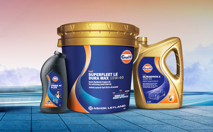 GULF OIL LUBRICANTS INDIA